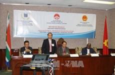 越南与南非促进投资合作