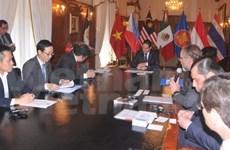 东盟与墨西哥加强合作关系