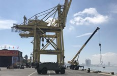 岘港沙码港二期工程于11月正式投入运营