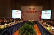 越新经济对接第13次部长级会议在河内召开