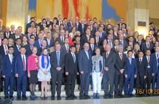 越南出席第十二届亚欧海关署长会议