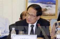 东盟加强与欧盟贸易投资合作