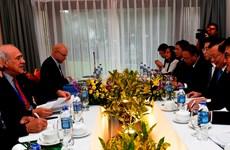越南希望继续得到经合组织的支持