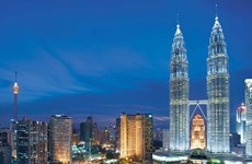 马来西亚进出口贸易额呈大幅增长态势
