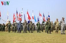 """泰国与美国联合举办的""""金色眼镜蛇""""军演将于明年2月举行"""