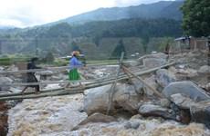 老挝国家主席和萨尔瓦多解放阵线总协调员致电慰问越南受灾群众