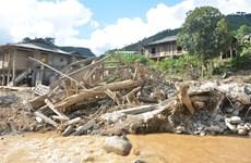 越南驻马来西亚大使馆为国内洪灾灾民捐款