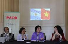 阿根廷媒体对越南发展情况给予关注