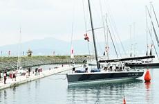 第8次越南芽庄-中国香港帆船比赛落幕