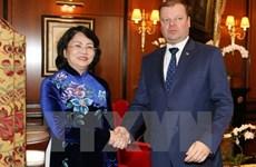 越南与立陶宛进一步加强合作关系