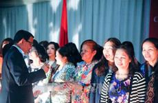 庆祝越南妇女节活动在莫桑比克举行