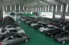2017年10月越南原装汽车进口量达7.4万辆