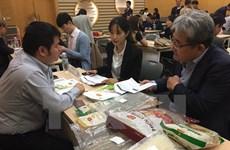 越南加大对韩国市场的商品出口力度