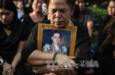 国家副主席邓氏玉盛代表越南出席已故泰国国王普密蓬·阿杜耶德葬礼