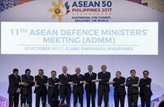 菲律宾总统:防务合作是越菲两国战略伙伴关系的主要支柱之一