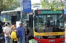 白俄罗斯希望对河内市公共交通和卫生领域进行投资