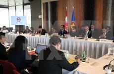 采取切实有效措施 促进东盟和加拿大务实合作