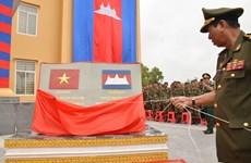 越柬建交50周年:越南人民军与柬皇家军队加强合作