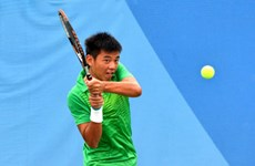ATP最新排名:越南选手李黄南位居世界第549