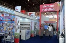 20家越南企业参加2017年古巴哈瓦那国际贸易博览会