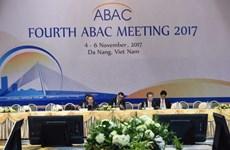 2017年亚太经合组织工商咨询理事会第四次会议正式开幕