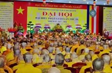 胡志明市佛教信徒积极参与城市建设