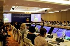 增强APEC各成员经济体妇女们的经济社会参与度