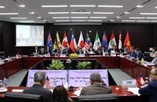 《跨太平洋伙伴关系协定》部长级会议在岘港市召开