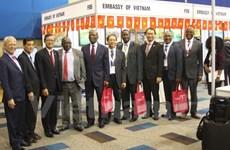 首届东盟-非洲贸易博览会在南非举行