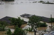中国领导人致电慰问越南受灾群众