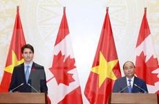 阮春福:越加建立全面伙伴关系为促进两国合作开辟新篇章