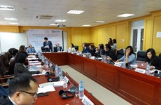 越南与德国就报道有关欧盟和东盟的信息相互分享经验