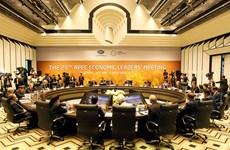 第25次APEC领导人会议正式开幕