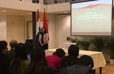 旅居荷兰越南人社群为国内灾民捐款