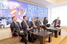 """""""在新地缘政治形势下的东盟资源""""专家座谈会在俄罗斯举行"""