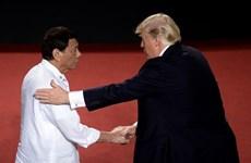 美国和菲律宾承诺维护东海航行自由