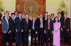 越南芹苴市与韩国金泉市促进多领域投资合作
