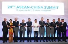 东盟与中国承诺加强东海环境保护合作