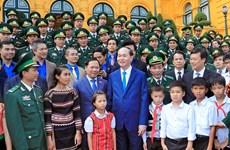 陈大光:越南党和国家特别关注教育培训工作