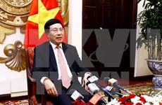 越南政府副总理范平明:2017年APEC领导人会议周取得全面成功