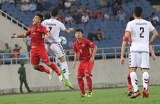 ASIAN CUP 2019:越南队正式获得2019年亚洲杯决赛圈入场券