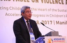 东盟-中国和UNDP加强合作促进千年发展目标落实