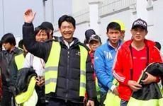 中国建设公司承诺为在阿尔及利亚越南劳工创造最好的条件