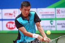 2017年Vietnam F2 Futures:李黄南击败位居ATP第350的选手挺进半决赛