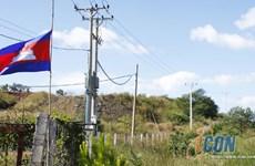 得农省加大对柬埔寨蒙多基里省的供电力度