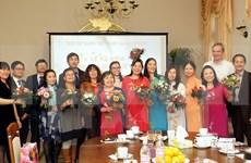 越南语教学为提高旅德越南人的社会地位做出贡献