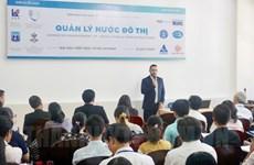 以色列愿与越南分享关于水资源管理领域的经验