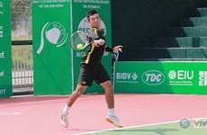 ATP最新排名:李黄南等越南5名网球运动员跻身ATP排名