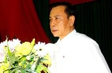 越共代表团出席巴西共产党第十四次全国代表大会