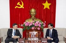 台湾商会:平阳省一直是外国投资商颇具吸引力的投资目的地